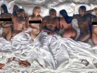 Nazí Trump, Bush i Rihanna. Klip Kanyeho Westa vyvolal ostrou kritiku