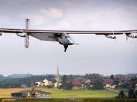 Letadlo letělo 120 hodin bez kapky pohonných hmot