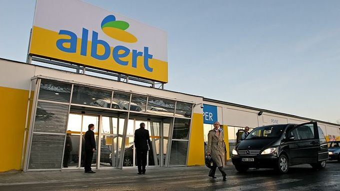 Albert, one of the major Czech supermarket chains