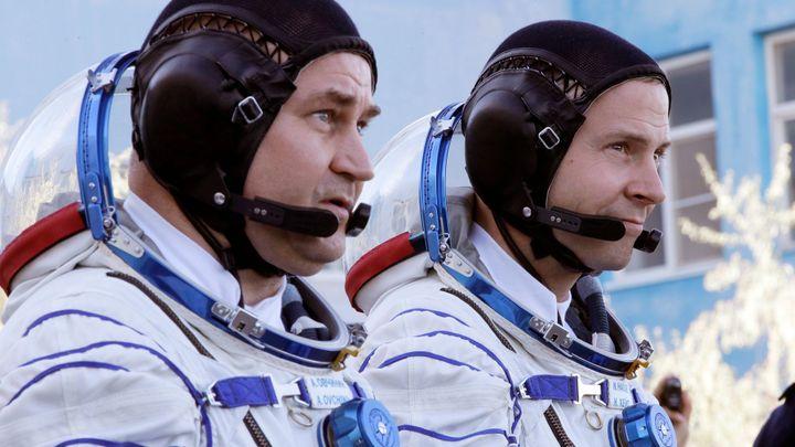 Astronauti ze Sojuzu promluvili o havárii. Na paniku nebyl čas, říkají