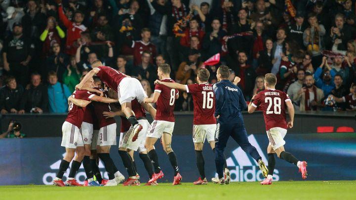 Fukal: Rozhodčí nechal Jablonec srovnat, nechápu. Slávisté si v derby počínali hloupě; Zdroj foto: Milan Kammermayer