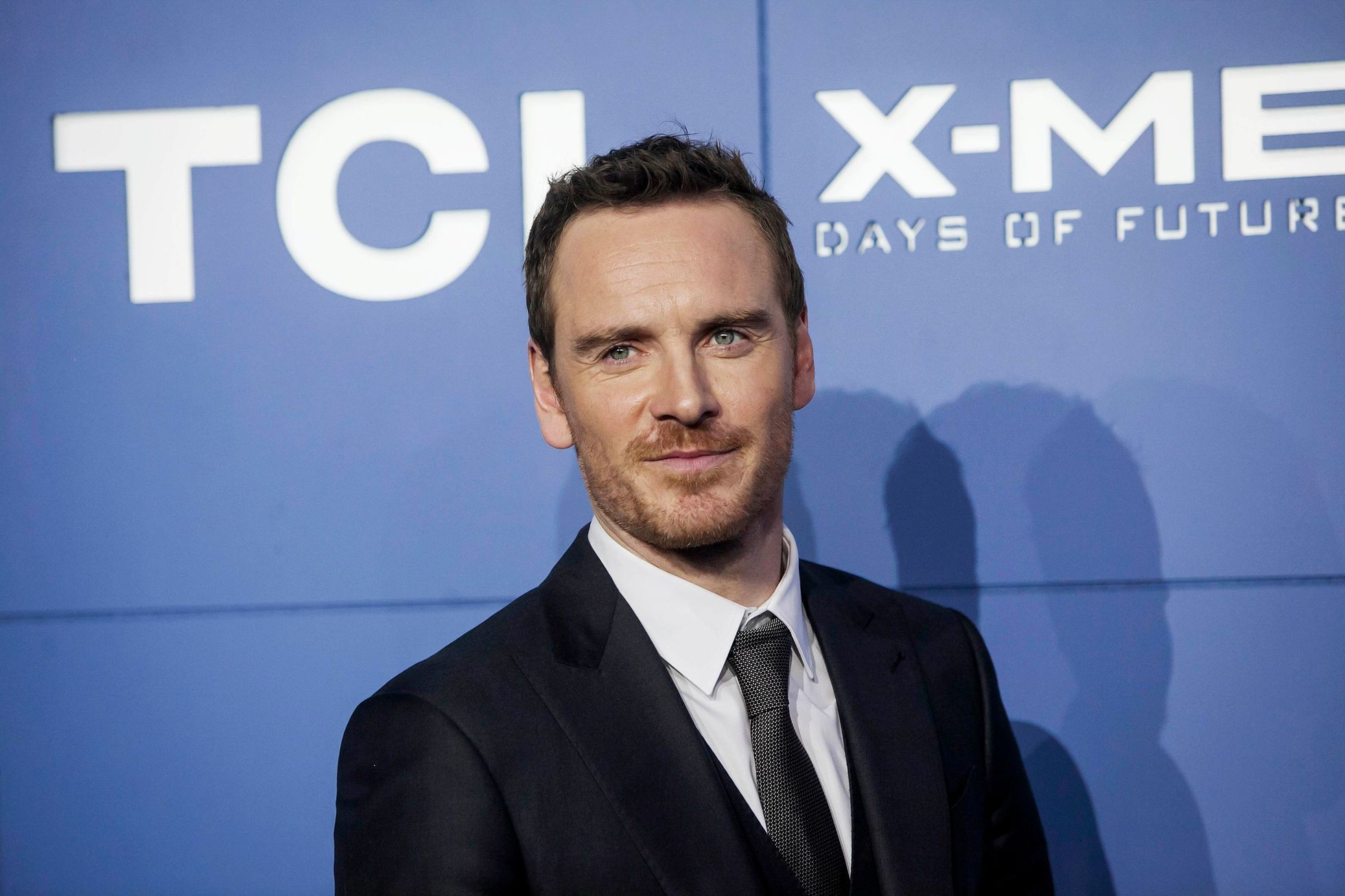 "Actor Michael Fassbender attends the ""X-Men: Days of Future Past"" world movie premiere in New York"