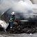 V Olomouci hoří skladovací haly, na místě zasahuje deset hasičských jednotek