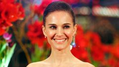 Actress Portman arrives for screening at 65th Berlinale International Film Festival in Berlin