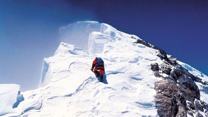 Tehdy se fronty na Everest nestály a K2 hrozila. Tak Jaroš dobýval Korunu Himálaje; Zdroj foto: Archiv Radka Jaroše