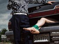 Sexistické prasátečko po korejsku: Herec a nahá žena v kufru