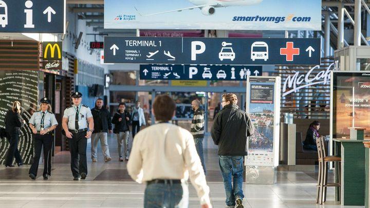 Pražské letiště loni odbavilo 11,15 milionu cestujících