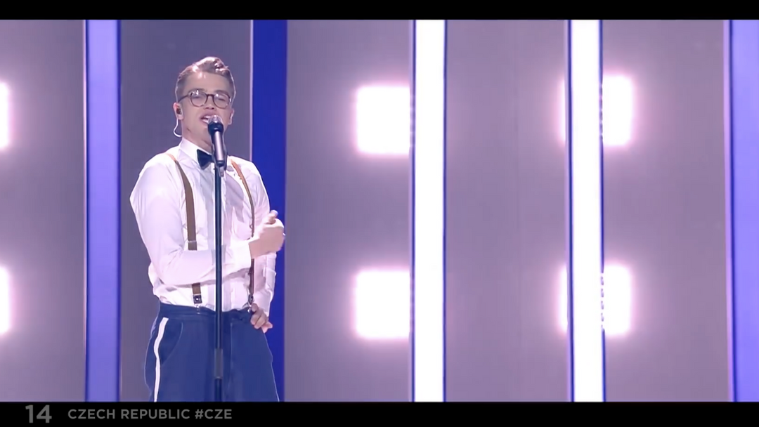 Mikolas Josef - Lie To Me