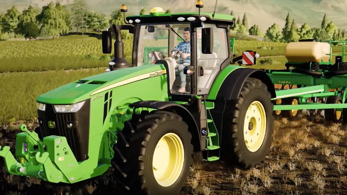 Farming Simulator 19 - trailer