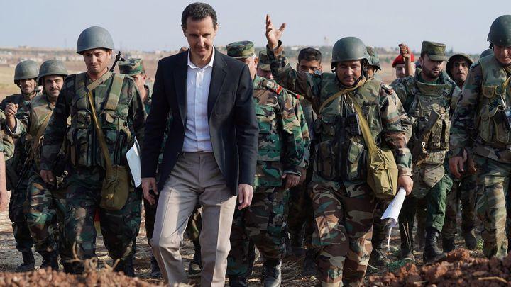 Rodinný spor na troskách Sýrie. Asad jde po svém bratranci, nejbohatším muži země