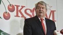 Předseda KSČM Filip: Babiš mi řekl, že nemá žádný důvod odstoupit