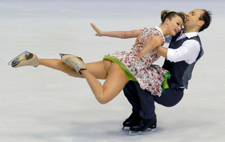 Japonsko. Taneční páry - konečné pořadí: 1.