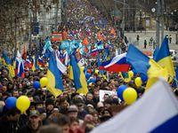 Donbas ani Krym do toho nepleťte. Někteří odpůrci invaze do ČSSR v srpnu 1968 dnes podporují Kreml