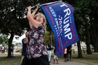 kenosha wisconsin trump usa protesty rasismus