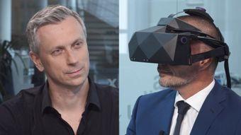 6d3ac915c Holečko: Technologie vyřeší problémy lidstva, ve virtuální realitě se i  operuje mozek