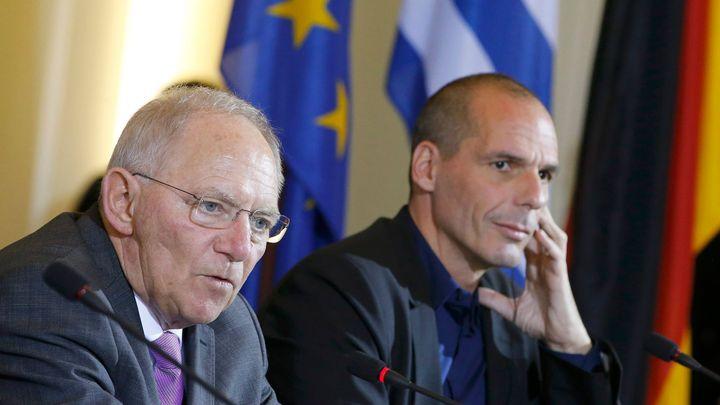 Řecko opět podráždilo Němce, Varufakis mluvil o odpisu dluhu