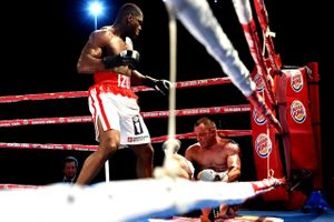 UGONOH - QUARRIE KNOCKOUT 2015
