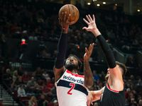 Washington poprvé v nové sezoně vyhrál, po prodloužení porazil Portland
