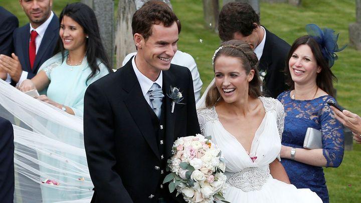 Murraymu ukradli prsten, když sušil smradlavé tenisky. Teď prosí o pomoc; Zdroj foto: Reuters