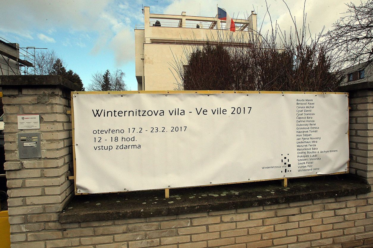 Winternitzova vila