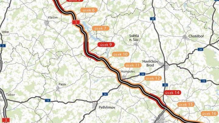 Po čem budete jezdit na dálnici D1? Fotky z rekonstrukce