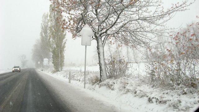 Zima dorazí příští týden. V noci klesnou teploty hluboko pod nulu ... 98bf62ea06