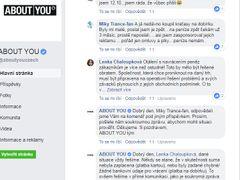 88fd3d665291 Nespokojenost se službami e-shopu About You v Česku - Aktuálně.cz