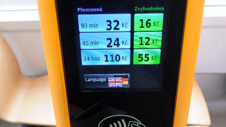 V Praze zdraží o čtvrtinu jednotlivé jízdenky, ceny kuponů zůstanou stejné