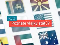 Zeměpisný kvíz: Jak dobře znáte světové vlajky? Přiřaďte je ke státům