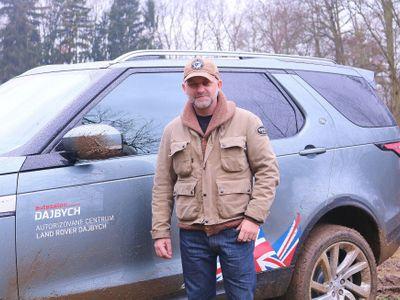 Za volantem s Hynkem Čermákem: Off-road je životní styl, strávili jsme v něm 14 dní na líbánkách