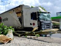 Kamion vjel do procesí věřících. Zahynulo šestnáct lidí