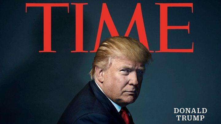 Osobností roku je podle časopisu Time Donald Trump