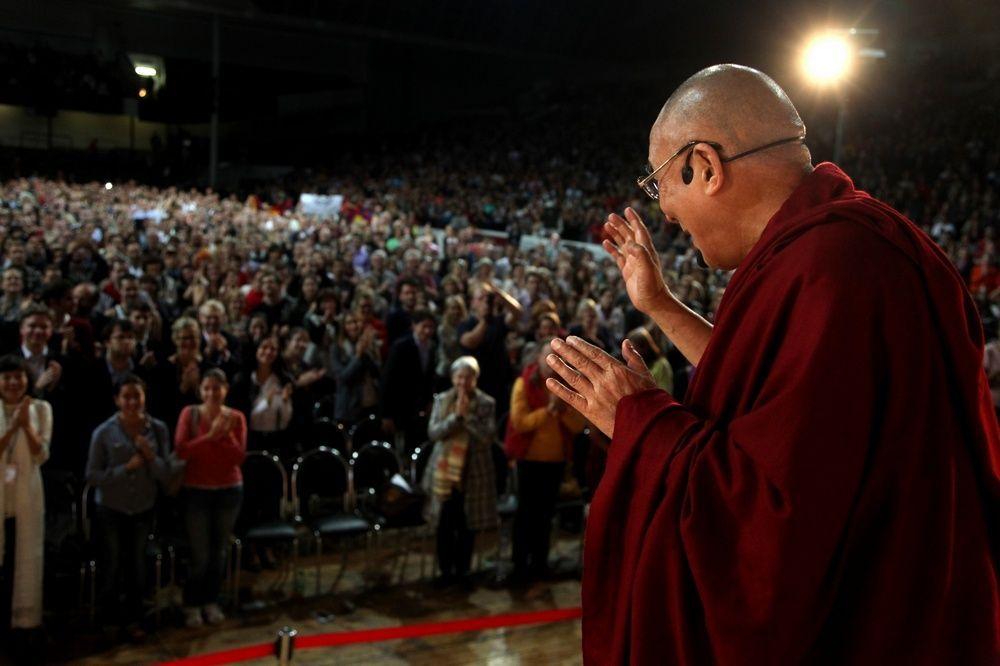 dalajlama v praze vstupenky