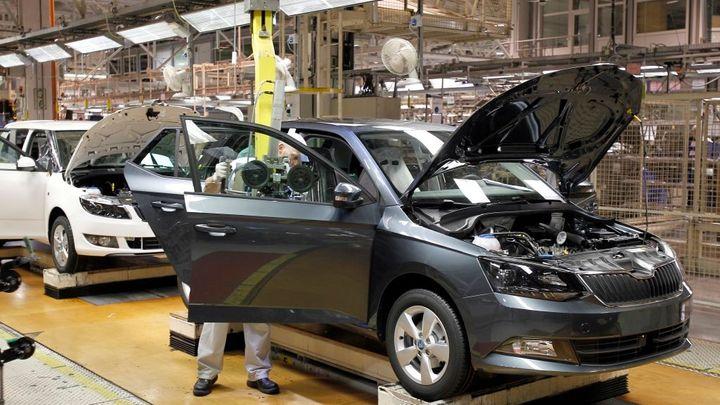 Českému průmyslu se daří, roste rychleji než německý
