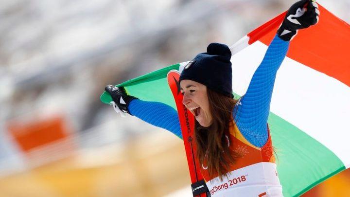 13. den olympiády živě: Fialková se po mixu rozplakala, potlučený Horák vzdal kvalifikaci Big Airu