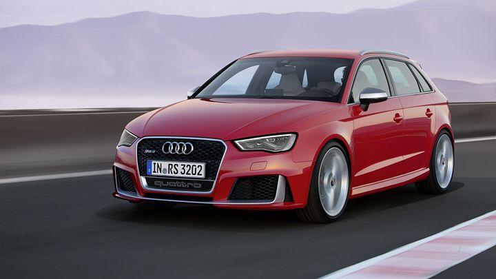 Nejrychlejší Audi A3 dostalo motor s výkonem 370 koní