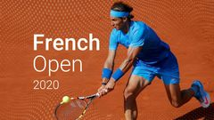 grafika - French Open 2020