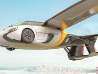 Létající auto ze Slovenska bude stát přes 30 milionů korun. Do provozu má jít už za tři roky