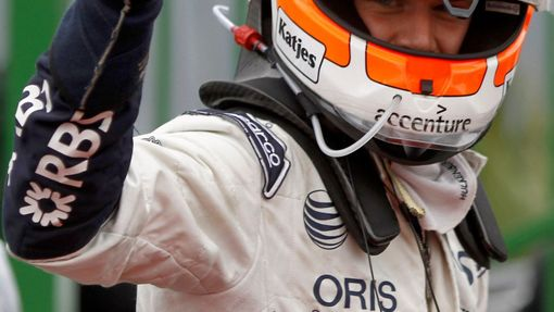 F1 2010: Nico Hülkenberg, Williams