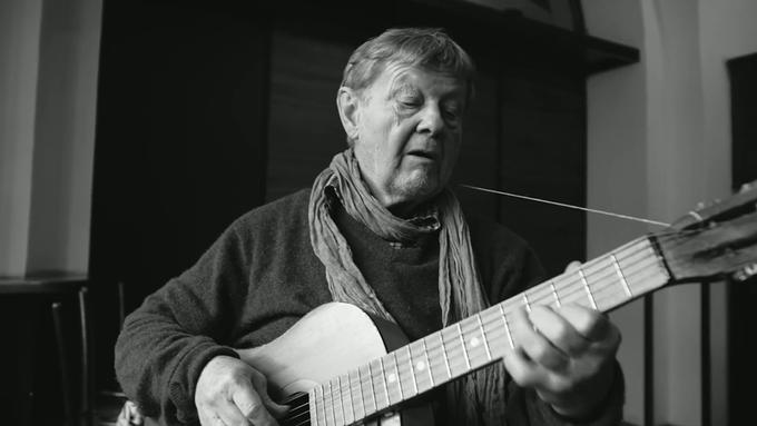 Vladimír Merta zve na koncert ke svým 75. narozeninám v pražské Arše.