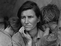 Nepovolená retuš dávno před Photoshopem: upravená je i slavná fotka migrující matky