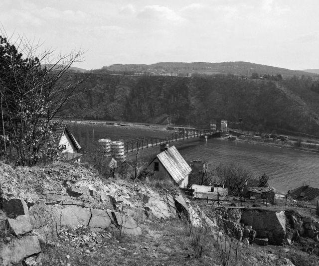 Most U Remagenu V Davli Aktu 225 Lně Cz