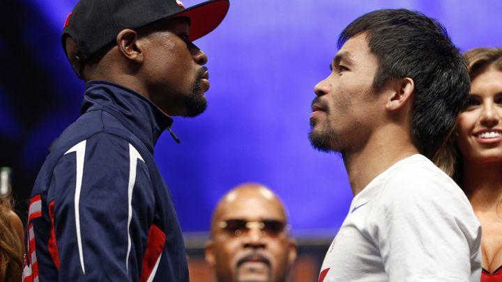 """Boxerský """"duel století"""": O vítězi podle sponzorů je jasno"""
