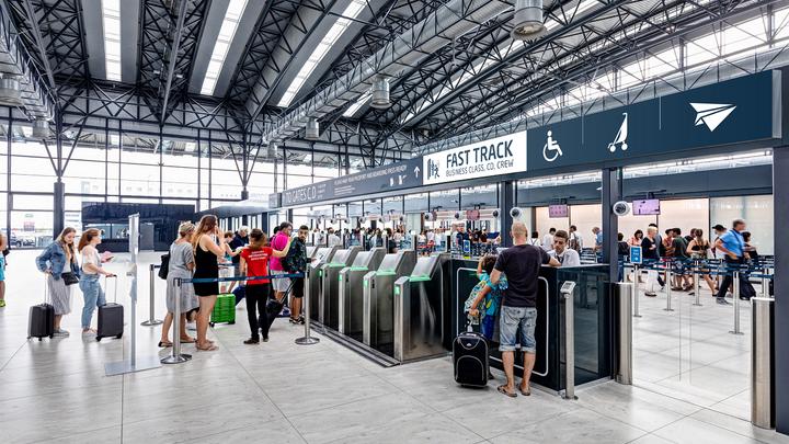 Pražské letiště vyloučilo kvůli bezpečnosti z výběrového řízení skennery od Huawei