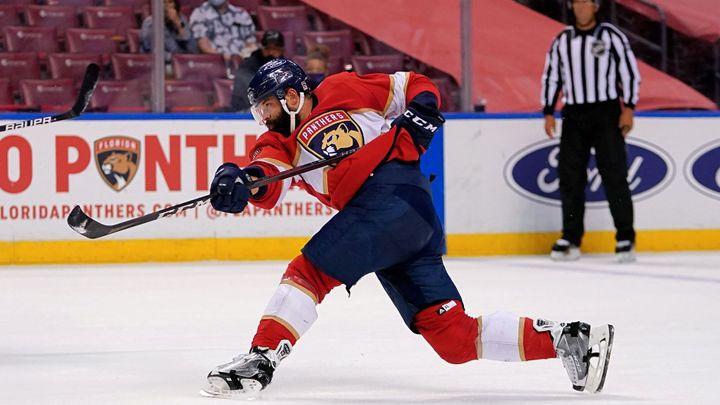 Večer netradičních českých střelců v NHL. Skórovali Kämpf i tvrďák Gudas; Zdroj foto: Reuters