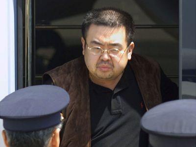 Na tváři zavražděného Kima našli lékaři nervovou látku VX