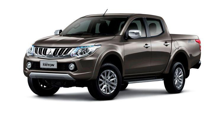 Mitsubishi po 9 letech omladila svůj legendární pick-up L200
