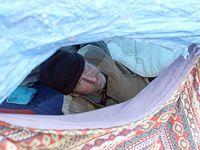 Recept na bezdomovectví existuje. Našel ho muž, který říká: Stačí tisícovka a měsíc střecha zdarma