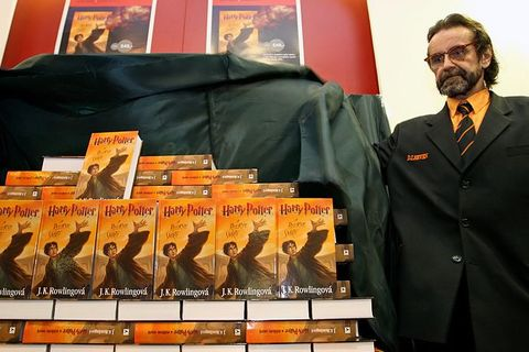 Czech publisher of Harry Potter changes hands