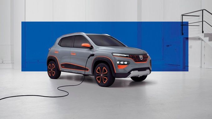 Elektrická Dacia potvrzena pro příští rok. Bude nejlevnějším elektroautem na trhu